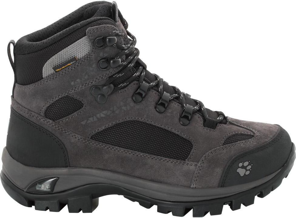 jack wolfskin all terrain 8 texapore mid shoes women. Black Bedroom Furniture Sets. Home Design Ideas